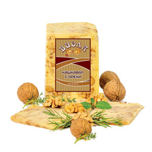 Кашкавал с орехи
